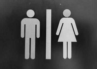 Пиктограми за WC от INOX